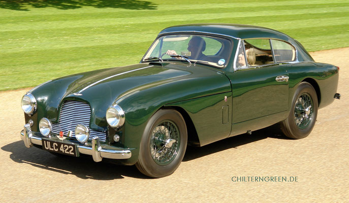 Aston Martin DB2/4 Mark II Saloon (1955 - 1957)