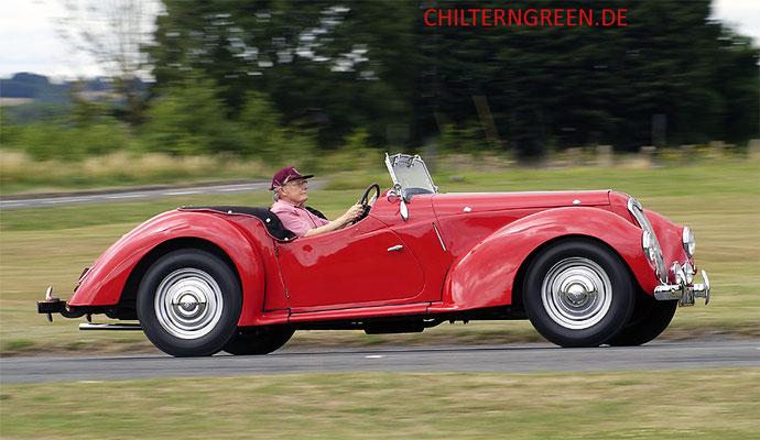 Lea-Francis 14 hp Sport (1947 - 1949)