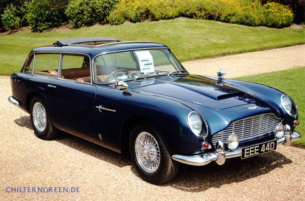 Aston Martin DB5 Shooting Brake (1965 - 1965)
