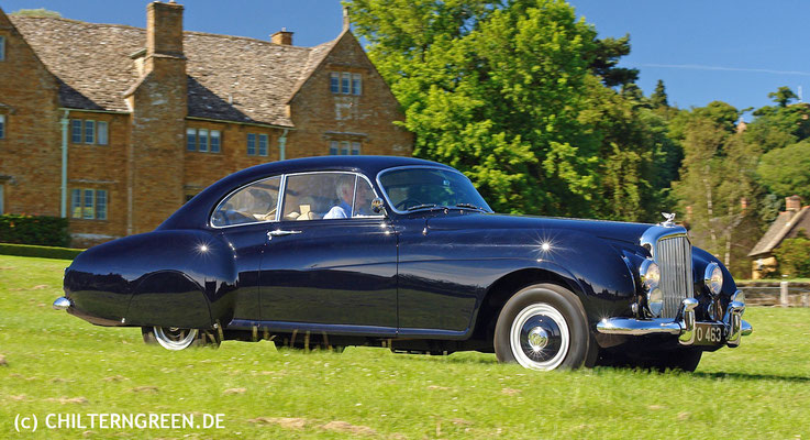 Bentley Continental R (1952 - 1955)