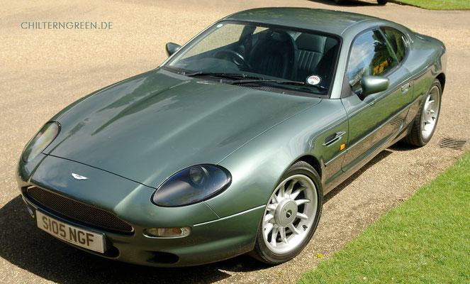 Aston Martin DB7 (1994 - 1999)