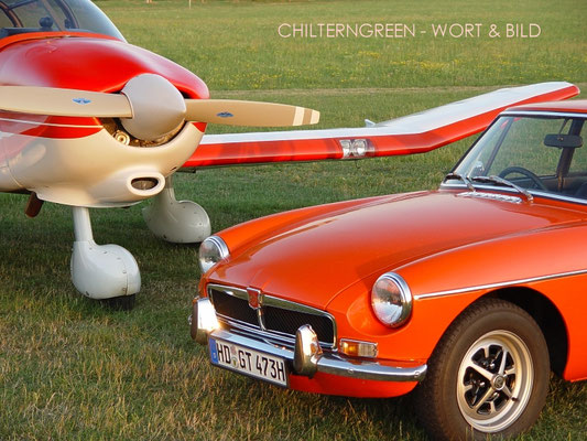 """MGB GT (Mk.III) 1973 """"Percy"""""""