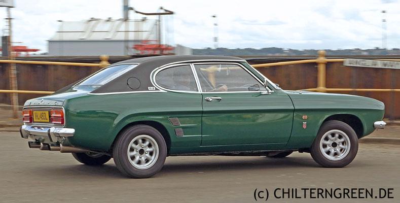 "Ford Capri 3000 GLX ""Ferguson Allrad"" (1973)"