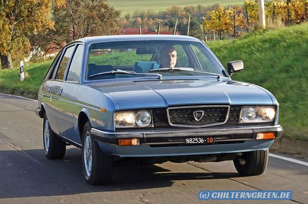 Lancia Gamma Berlina (1976 - 1984)
