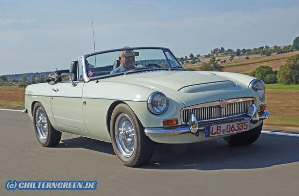 MGC Tourer (1967 - 1969)