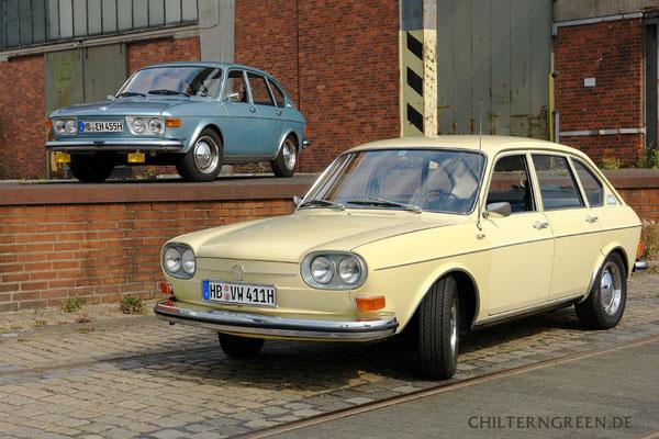 VVW 411 / Typ 4 (1968 - 1972)W Typ 4 / 411 & 412 (1968 - 1974)