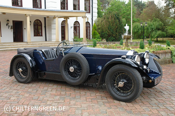 Invicta S-Type (1931 - 1934)