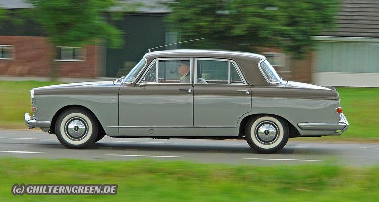 Vanden Plas Princess 4-litre R (1964-1968)