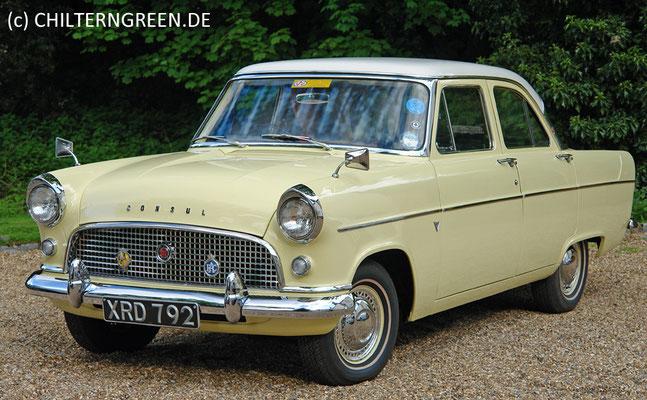 Ford Consul Mk II Saloon (1956 - 1961)