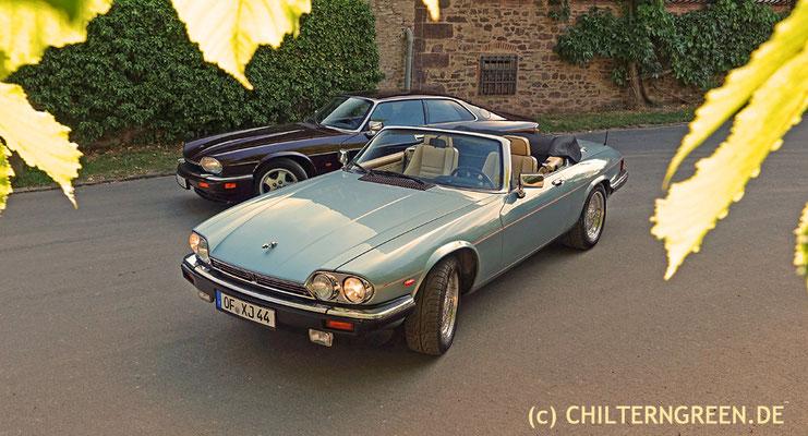 Jaguar XJ-S 5.3-litre Convertible (1981 - 1991)