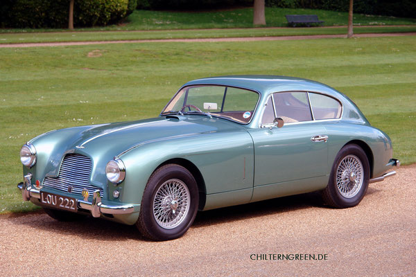 Aston Martin DB2/4 Saloon (1953 - 1955)