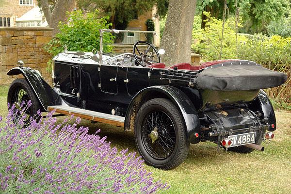 Vauxhall 30/98 (1925)