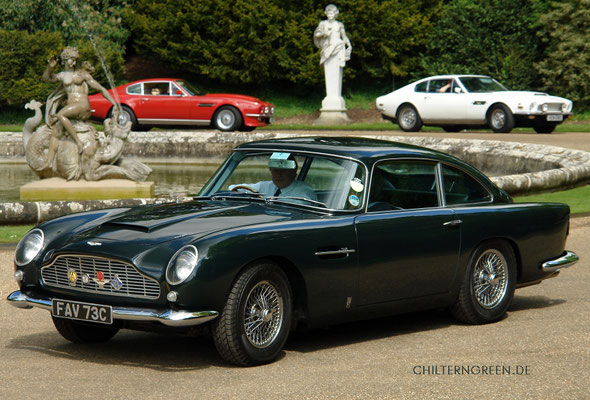 Aston Martin DB5 Saloon (1963 - 1965)