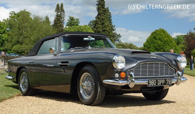 Aston Martin DB4 Convertible Serie 5 (1962 - 1963)