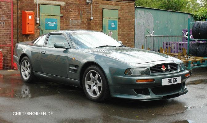 Aston Martin Vantage (1993 - 2000)