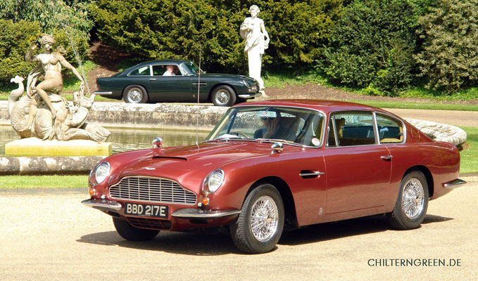 Aston Martin DB6 Saloon (1965 - 1969)