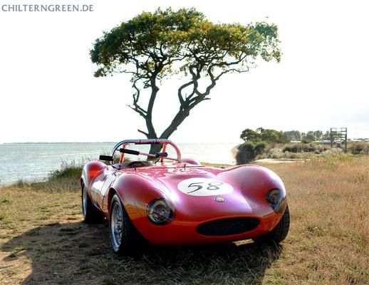 Ginetta G4 Racing 1997