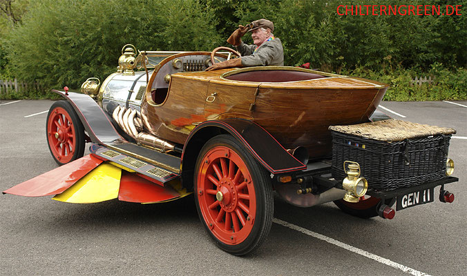 """Chitty Chitty Bang Bang"" (1968)"