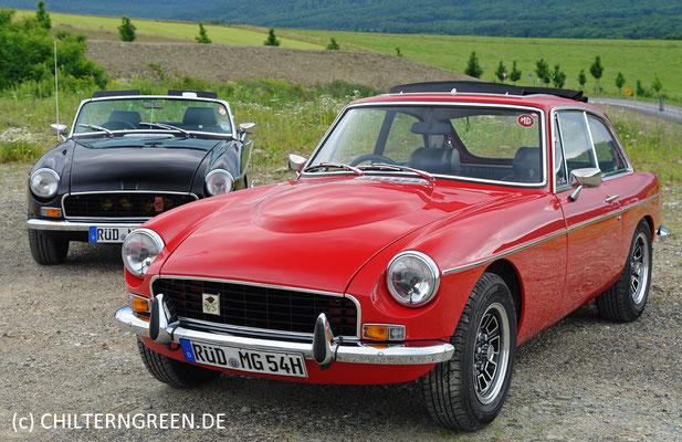 MGB V8 Costello (1970 - 1972)