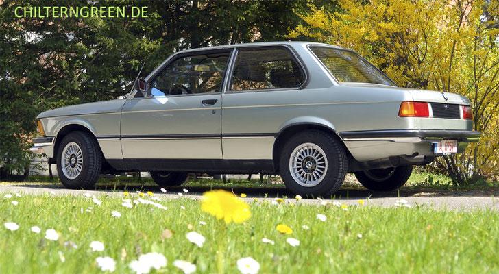 BMW 315 - E21 (1981)