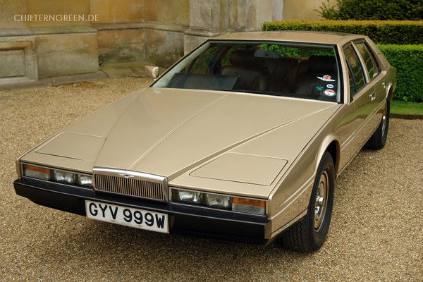 Aston Martin Lagonda Serie 2 (1976 - 1986)