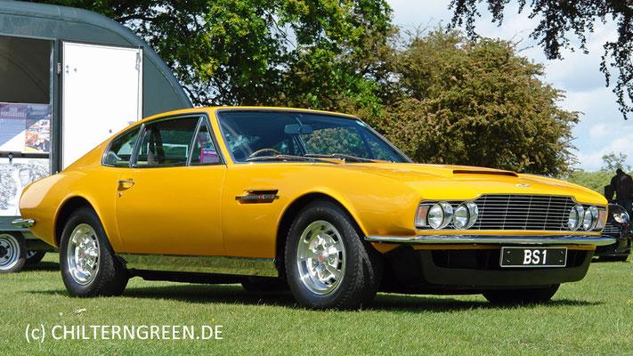 """Aston Martin DBS """"V8-Fake"""" aus """"Die Zwei / Die 2 / The Persuaders!"""" (1970)"""