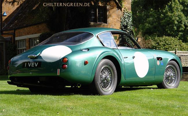 Aston Martin DB4GT Zagato 1961