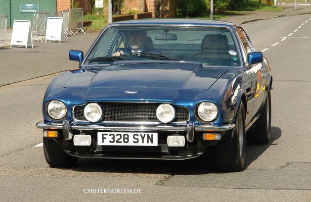 Aston Martin V8 Saloon Serie 5 (1986 - 1989)