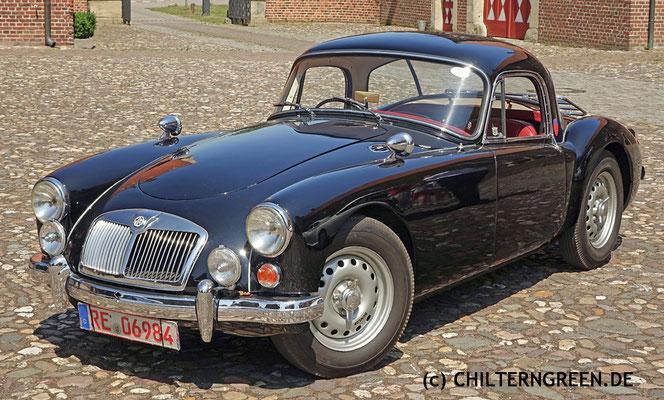 MGA 1600 Coupé DeLuxe (1959 - 1962)