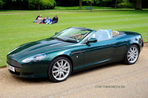 Aston Martin DB9 Volante (2004 - 2015)