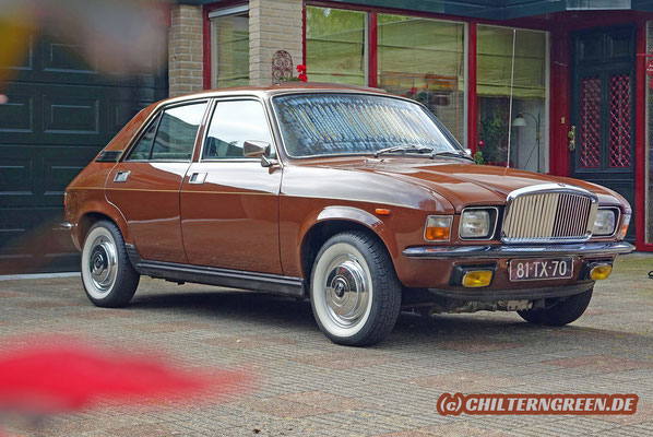 Vanden Plas 1500 (Austin Allegro) (1975 - 1980)
