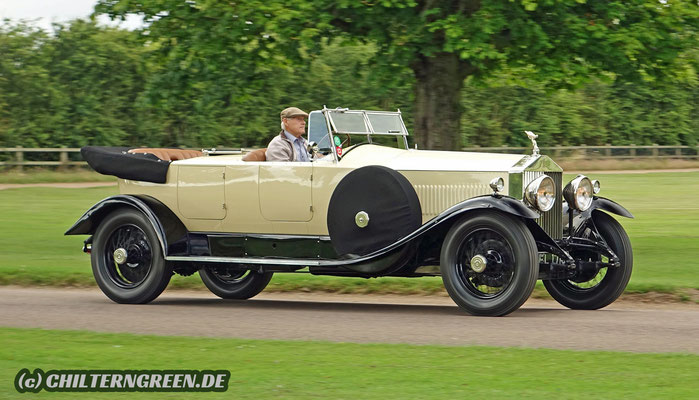 Rolls-Royce Phantom I (1925 - 1931)