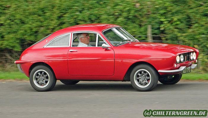 Ogle SX1000 (1962 - 1963)