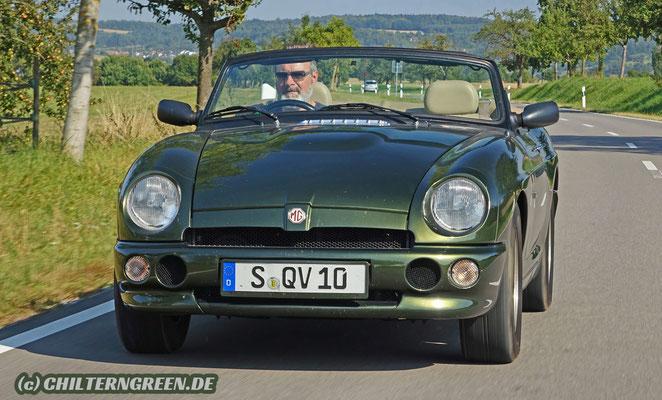MG RV8 (1992 - 1995)