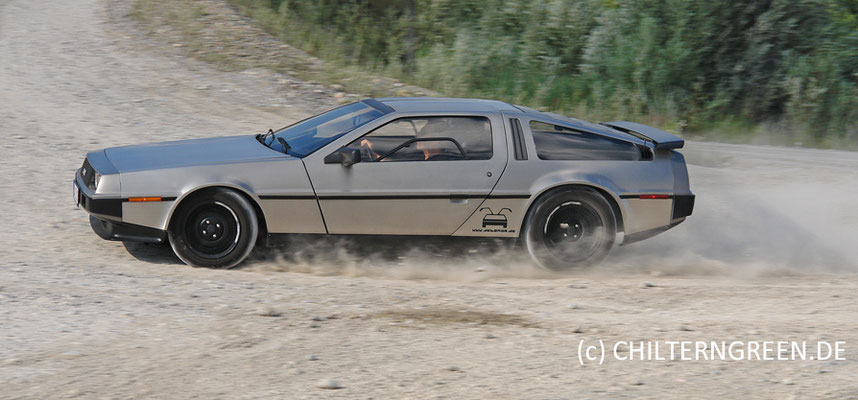 DeLorean DMC-12 Turbo (1981 -1982)
