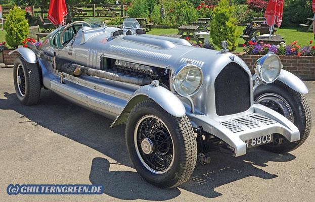 Rolls-Royce V12 Handlye Special