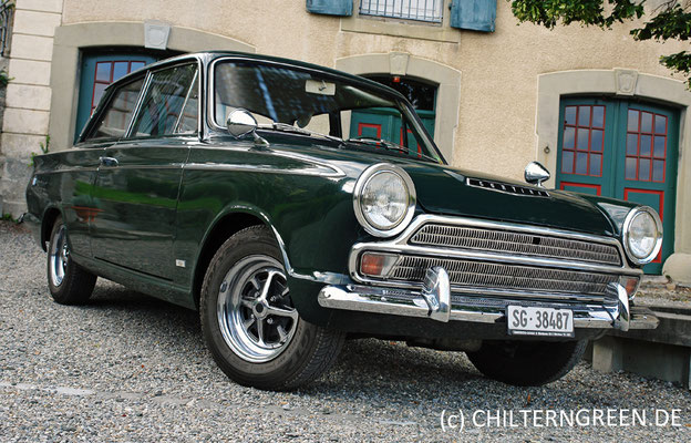 Ford Cortina 1500 GT (1963 - 1966)