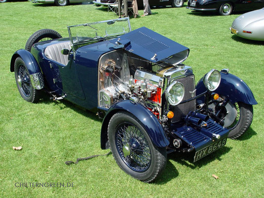 Aston Martin 1.5-litre (Series 1) International 2-seater 1930