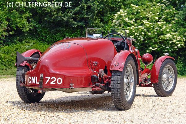 Aston Martin LM20 Werksrennwagen (1935)