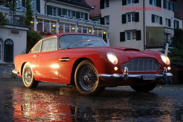 Aston Martin DB4 Vantage (1961 - 1963)