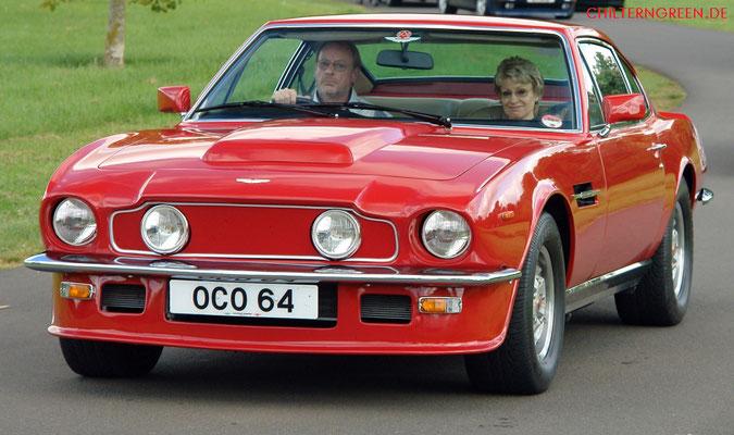 Aston Martin V8 Vantage Serie 1 (1977 - 1978)