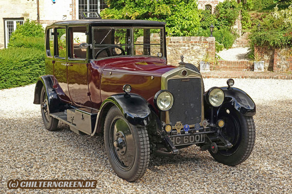 "Lanchester (""new"") 21 HP (1925 - 1931)"
