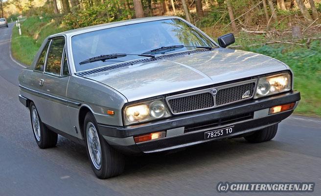 Lancia Gamma Coupé (1977 - 1984)