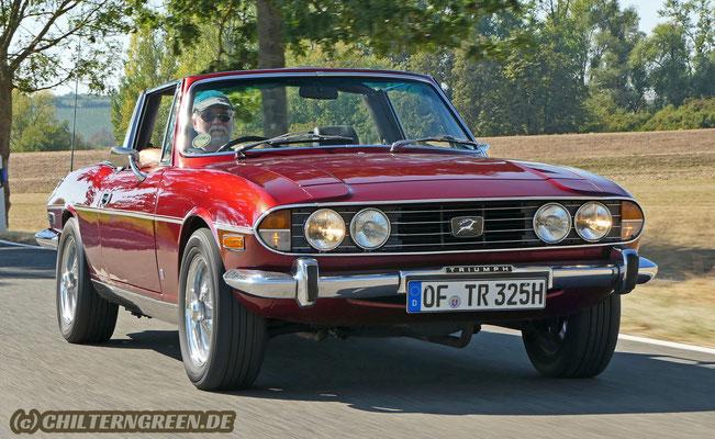 Triumph Stag (1970 - 1978)