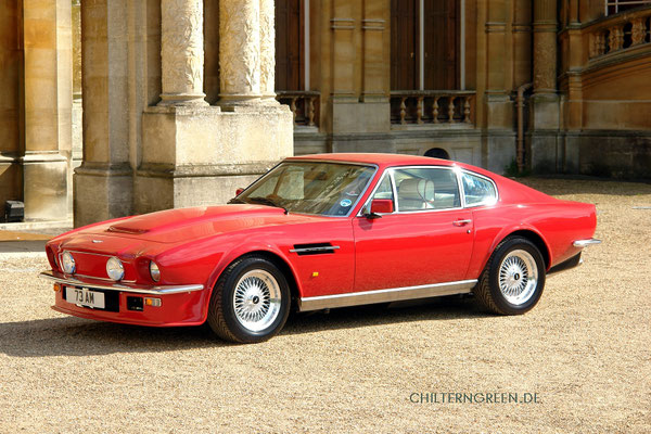 Aston Martin V8 Vantage Serie 3 (1986 - 1989)