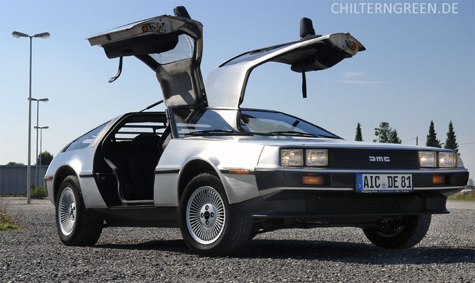 DeLorean DMC-12 (1981 - 1982)