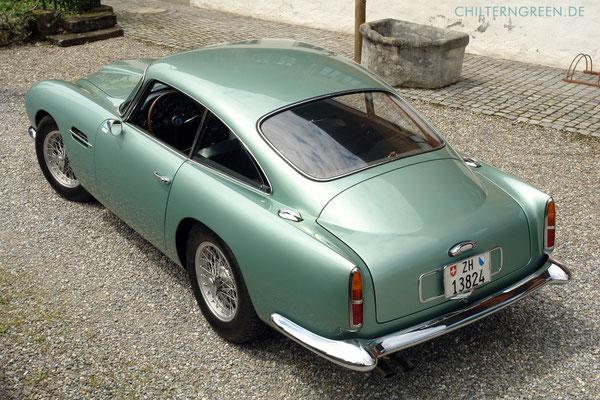 Aston Martin DB4GT (1959 - 1963)