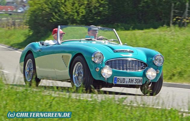 Austin-Healey 100-6 (1956 - 1959)