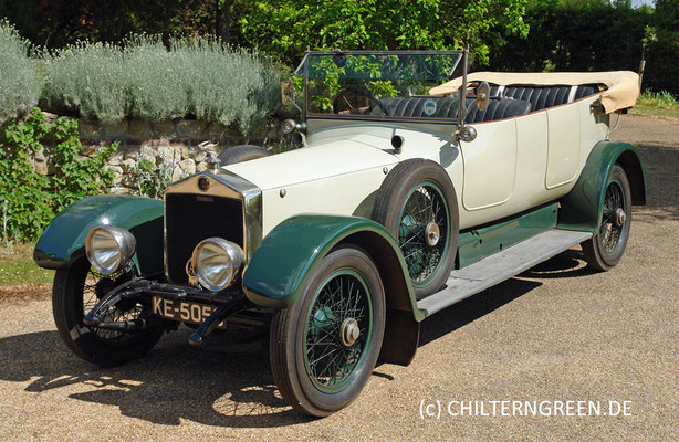 Lanchester 40 hp (1919 - 1928)