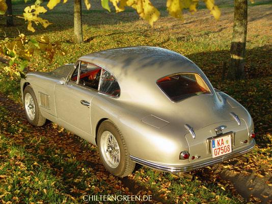 Aston Martin DB2 Vantage (1950 - 1953)